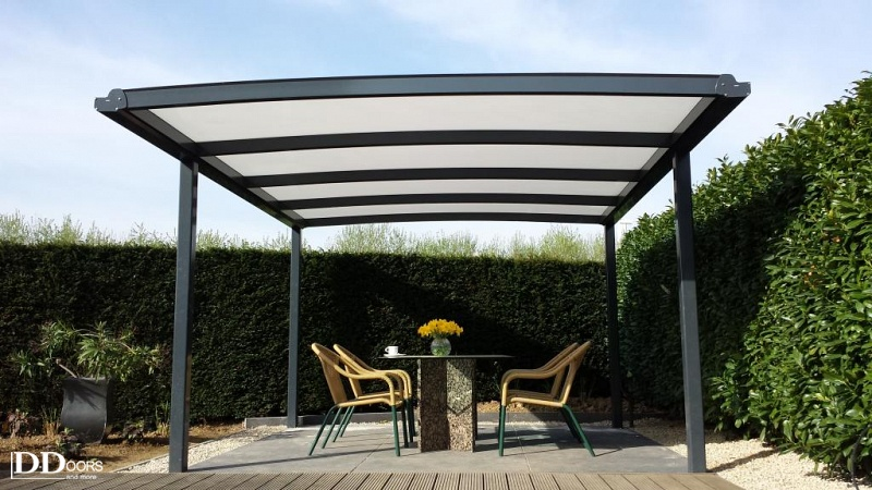 carports carports terrasoverkappingen sectionaal poorten tuinp. Black Bedroom Furniture Sets. Home Design Ideas