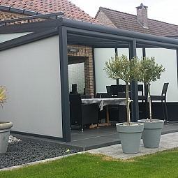 Terrasoverkappingen: D-Outdoor Living